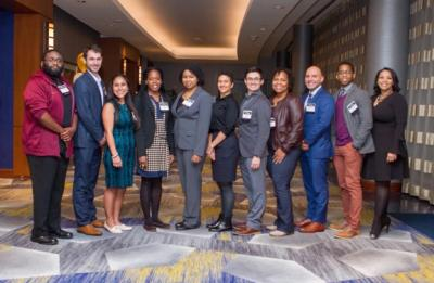 2018 Intel-supported Focus Fellows